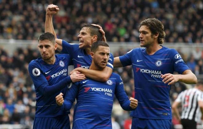 Chelsea nhoc nhan vuot ai Newcastle nho penalty va ban phan luoi hinh anh 14