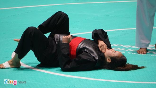 ASIAD ngay 26/8: Le Tu Chinh khong the vao chung ket chay 100 m nu hinh anh 49