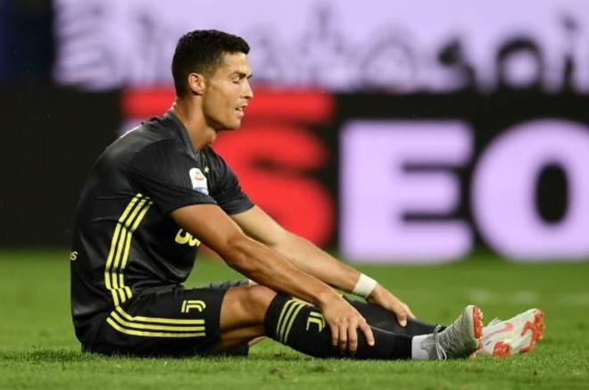 Ronaldo lac long trong tran thang thu 3 cua Juventus tai Serie A hinh anh 19