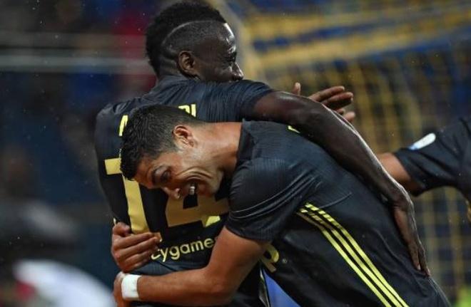 Ronaldo lac long trong tran thang thu 3 cua Juventus tai Serie A hinh anh 22