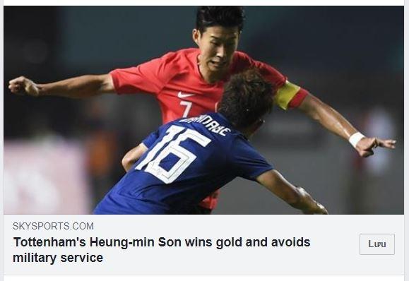 Truyen thong chau Au noi gi sau man 'tron nghia vu' cua Son Heung-min? hinh anh 7