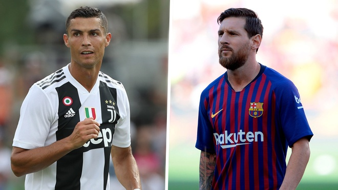 Tevez chi ra su khac biet lon giua Ronaldo va Messi hinh anh