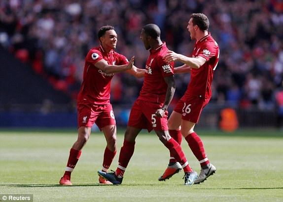 Tottenham vs Liverpool anh 1