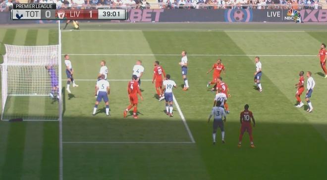 Tottenham vs Liverpool anh 18