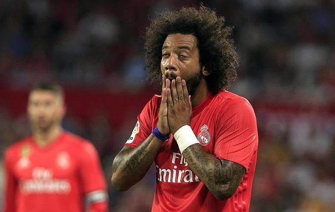 Barca thua doi bet bang, Real that bai truoc Sevilla o vong 6 La Liga hinh anh