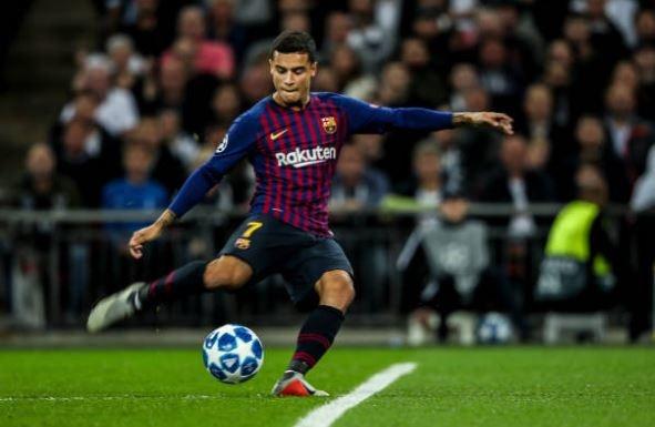 truc tiep Barcelona vs Tottenham anh 1