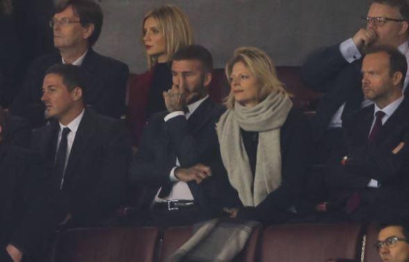 Beckham tram ngam nhin MU danh roi diem tren san nha hinh anh 6