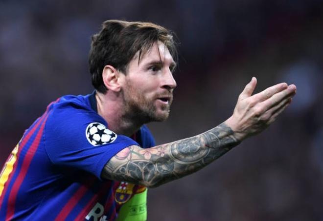 Tottenham 2-4 Barca: Messi lap cu dup sau 2 lan sut trung cot hinh anh