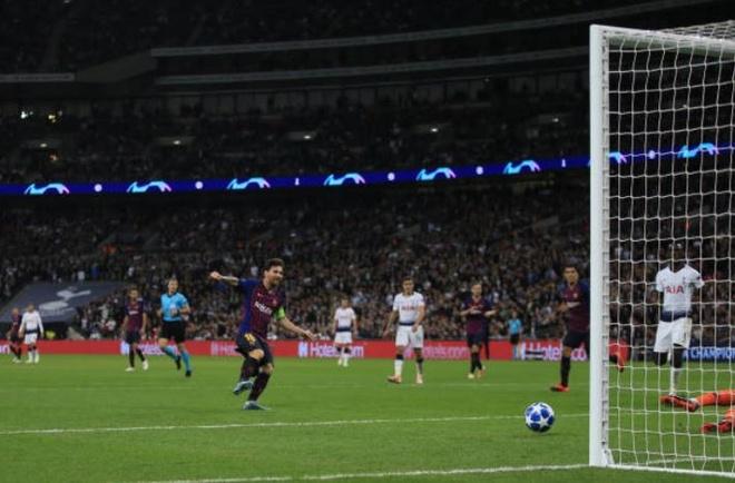 truc tiep Barcelona vs Tottenham anh 21