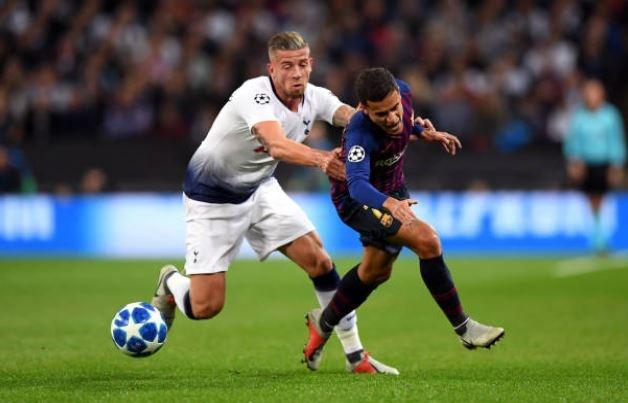 truc tiep Barcelona vs Tottenham anh 12