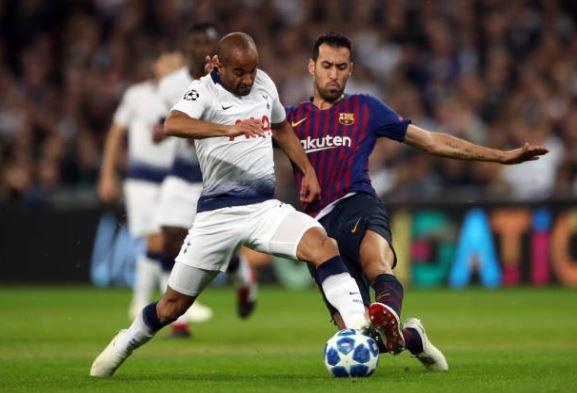 truc tiep Barcelona vs Tottenham anh 16
