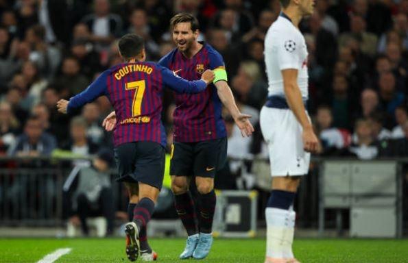 truc tiep Barcelona vs Tottenham anh 11