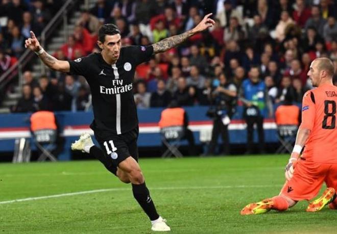 PSG 6-1 Crvena Zvezda: Neymar lap hat-trick hinh anh 8