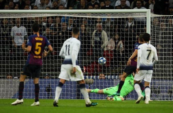 truc tiep Barcelona vs Tottenham anh 20