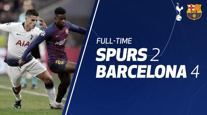 truc tiep Barcelona vs Tottenham anh 22
