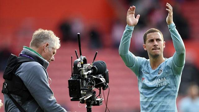 Southampton vs Chelsea (0-3): Hazard hay nhat tran, Morata ghi ban dep hinh anh