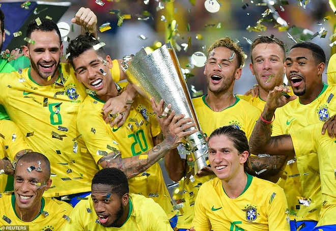 Danh bai Argentina, Brazil gianh cup sieu kinh dien Nam My hinh anh