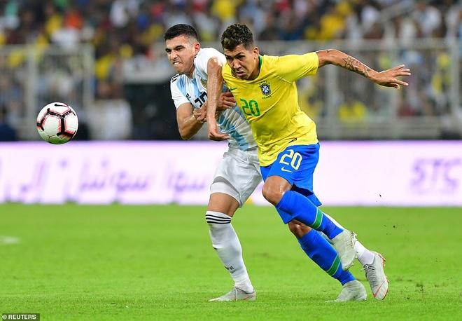 Danh bai Argentina, Brazil gianh cup sieu kinh dien Nam My hinh anh 1