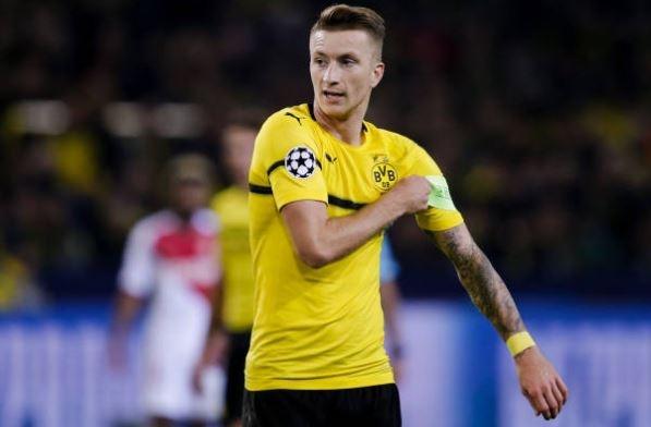 Atletico Madrid thua soc 0-4 tren san Dortmund hinh anh