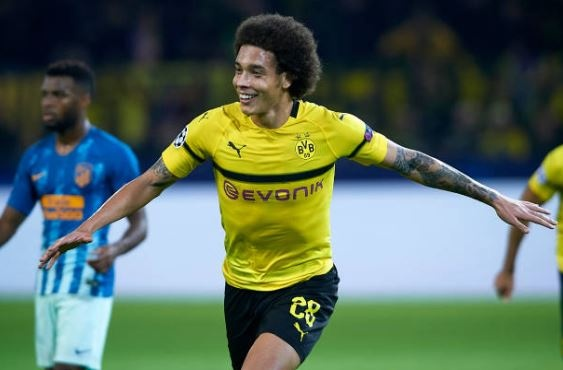 Atletico Madrid thua soc 0-4 tren san Dortmund hinh anh 1