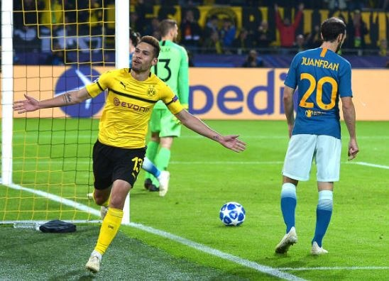 Atletico Madrid thua soc 0-4 tren san Dortmund hinh anh 2