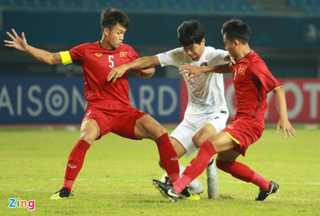 U19 Viet Nam vs U19 Han Quoc anh 12
