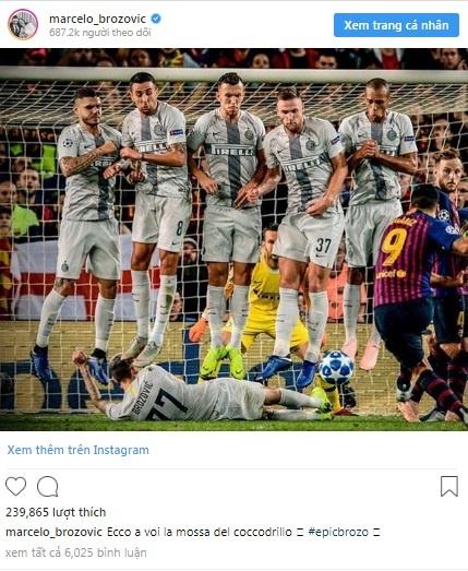 Sao Inter dat ten cho pha nam san can da phat trong tran gap Barca hinh anh 1