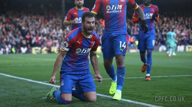 Crystal Palace vs Arsenal anh 9