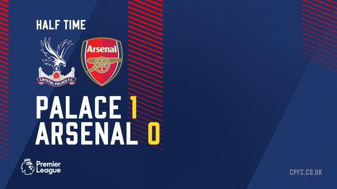 Crystal Palace vs Arsenal anh 10