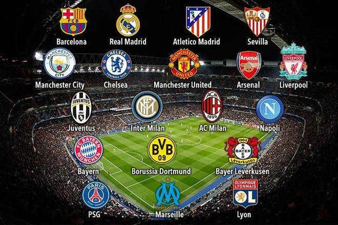 MU roi Premier League, lap giai dau rieng cung Real, Barca? hinh anh 1