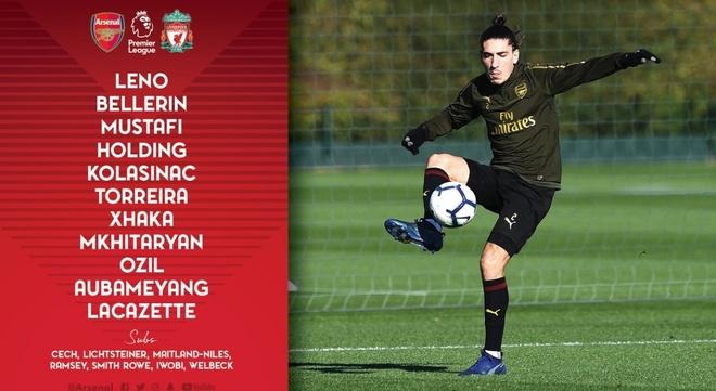 Arsenal 1-1 Liverpool: Tiec tan cong hap dan hinh anh 4