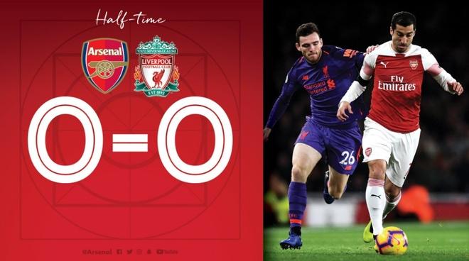 Arsenal 1-1 Liverpool: Tiec tan cong hap dan hinh anh 17