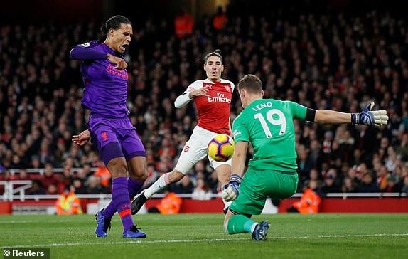 Arsenal 1-1 Liverpool: Tiec tan cong hap dan hinh anh 16