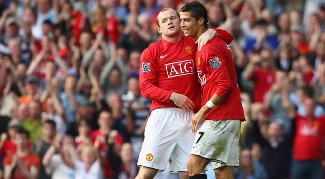 Ronaldo khao khat tai hop cung Rooney hinh anh 1