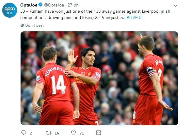 Salah no sung dua Liverpool len vi tri dan dau NHA hinh anh 10