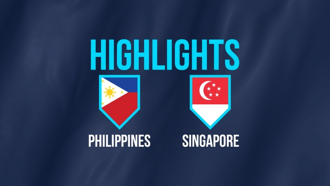 Highlights AFF Cup: DT Philippines 1-0 DT Singapore hinh anh