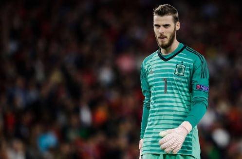 De Gea thung luoi 3 lan trong ngay Tay Ban Nha thua Croatia hinh anh