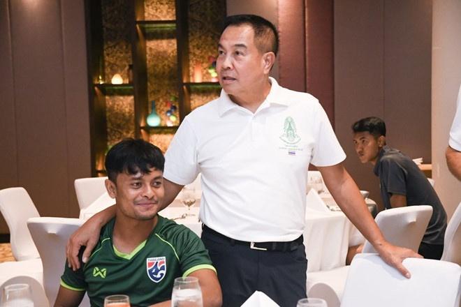 DT Thai Lan 4-2 Indonesia: Kraisorn ghi ban thu 7 sau 2 tran hinh anh 3