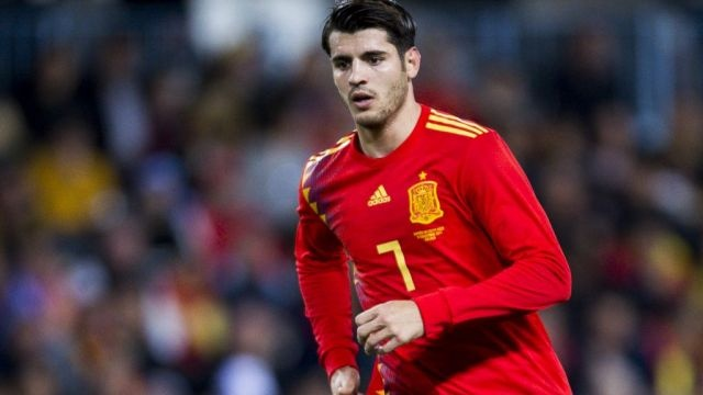 Tình huống bỏ lỡ khó tin của Alvaro Morata