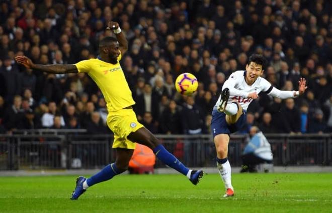 Chelsea dut mach 12 tran bat bai sau khi thua Tottenham hinh anh 10