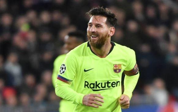 Messi vuot Ronaldo, lap ky luc ghi ban o Champions League hinh anh
