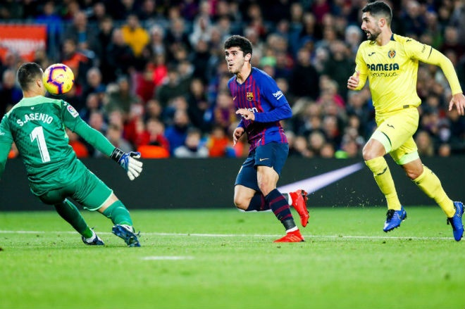 Barca doi lai ngoi dau bang sau tran thang Villarreal hinh anh 2