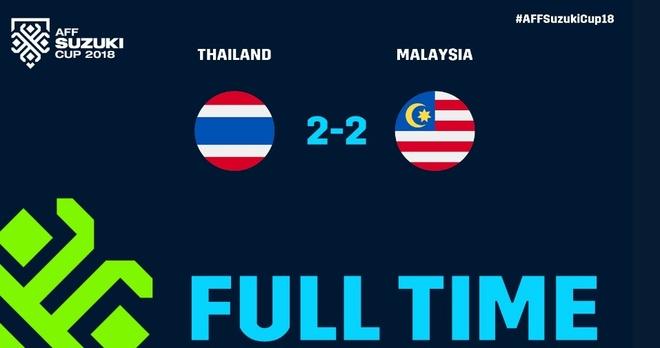 Hoa Thai Lan kich tinh 2-2, Malaysia vao chung ket AFF Cup hinh anh 15