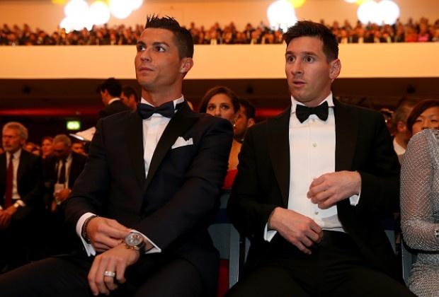 Ronaldo, Messi duoc moi du khan tran dau nong nhat hanh tinh hinh anh