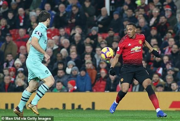 Man Utd, Arsenal chia diem sau man ruot duoi ty so hinh anh 11