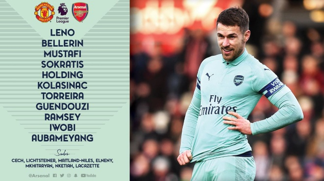 Man Utd, Arsenal chia diem sau man ruot duoi ty so hinh anh 6