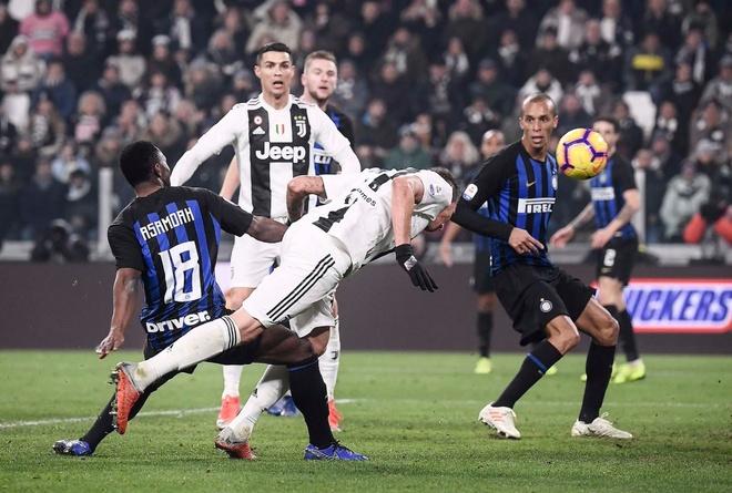 Juventus 1-0 Inter: Ronaldo mo nhat trong chien thang cua Bianconeri hinh anh 17