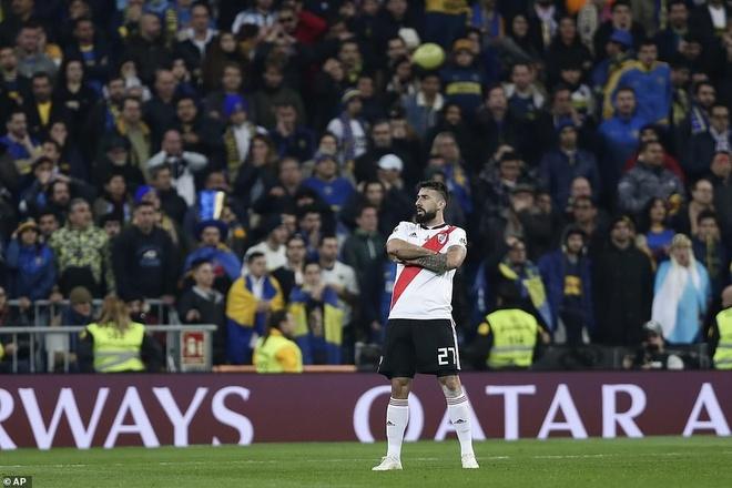 Nguoc dong ha Boca Juniors, River Plate dang quang Copa Libertadores hinh anh 2