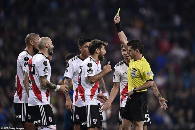 Nguoc dong ha Boca Juniors, River Plate dang quang Copa Libertadores hinh anh 1