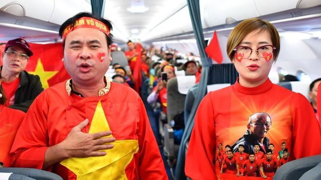 CDV Viet Nam len duong co vu thay tro HLV Park Hang-seo hinh anh